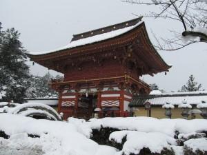 雪の南宮様